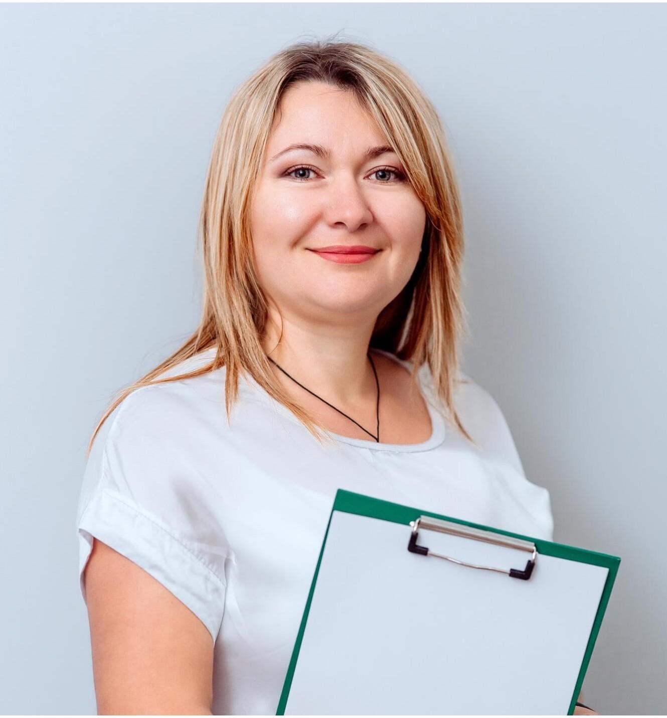 Анна Верещинська